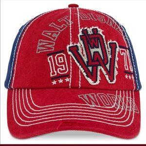 Disney WDW collegiate baseball hat 1971